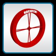 RODA D'AGUA ROCHFER 1,37X0,17 SERIE A