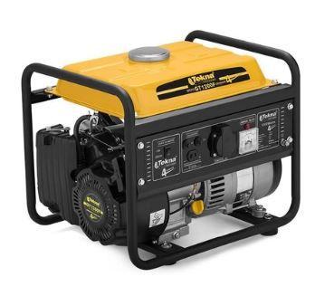 Gerador de Energia 2.4 HP 4 Tempos à Gasolina com Carregador de Bateria GT1200F TEKNA