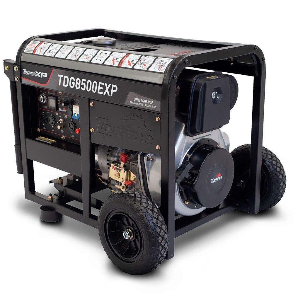 Gerador de Energia Briggs Stratton Elite Series 8000 a Gasolina