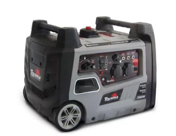 Gerador Toyama Gasolina Tg3500isp-xp Inverter Silencioso