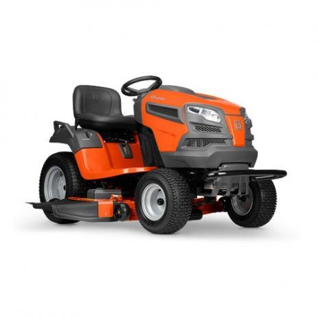 Trator cortador de grama a Gasolina LGT54DXL 25 hp - Husqvarna