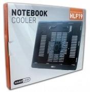 SUPORTE C/ COOLER PARA NOTEBOOK HL-F19