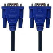 CABO VGA 30 M 15 PINOS HD15M x HD15M POLIBAG