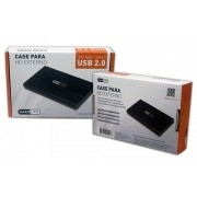 "CASE HD EXTERNO SATA - 2.5"" USB 2.0 - HL- HDC 2.0"