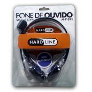 FONE DE OUVIDO COM MICROFONE AHP-811 PADRAO