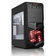 GAB - BRAZIL PC - GAMER - 7005BR BLACK SEM FONTE