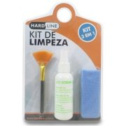KIT DE LIMPEZA TELAS LCD E NOTEBOOKS KCL-018