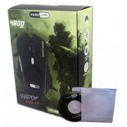 MOUSE OPTICO GAMER ate 4800 DPI USB BOX SHADOW HUNTER