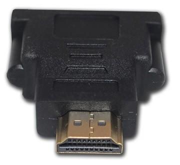 ADAPTADOR HDMI F PARA DVI M HL - HDMI / DVI