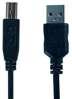 CABO USB 2.0 - 1,80M A MACHO X B MACHO HL-USBAMBM18