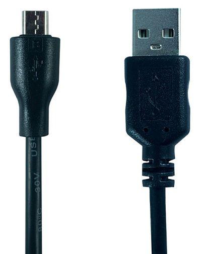 CABO USB 2.0 - 1,80M A MACHO X B MACHO MICRO V8 HL-USBAMMIBM