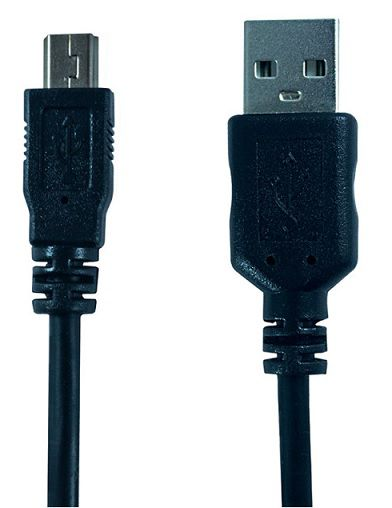 CABO USB 2.0 - 1,80M A MACHO X MINI B MACHO 5 PIN V3 HL-USBAMMBM