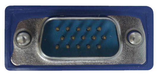CABO VGA 20 M 15 PINOS HD15M x HD15M POLIBAG