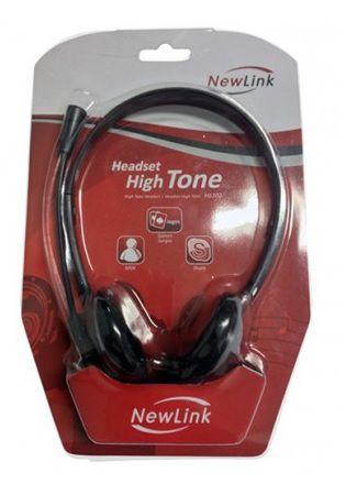 HEADSET HIGH TONE HS-302 PRETO NEWLINK