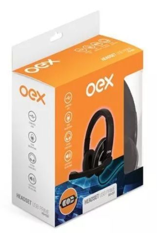 HEADSET USB PRIME GAME HS-201 OEX