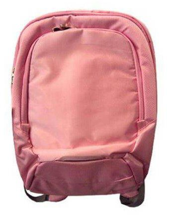 "MOCHILA P/ NOTEBOOK 15"" - NYLON - AUMO-A546-RS - ROSA - AUTENTIC"