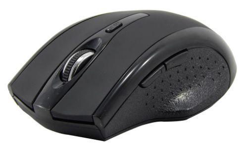 MOUSE OPTICO KNUP S/FIO 1000/1600 DPI USB BLISTER KP-G11