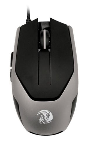MOUSE USB 6 BOTOES DUAL PT/CZ MS311 OEX 800 A 3600 DPI