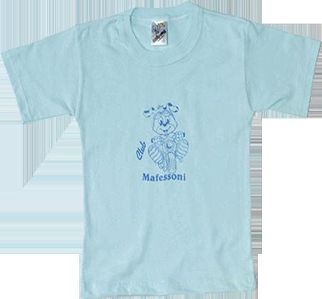 Camiseta Manga Curta Sem Botão