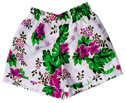 Shorts Feminino Tactel Estampado