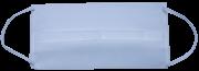 Mascara TNT 40G Duplo (Modelo Tradicional Elastico) PCT Com 10