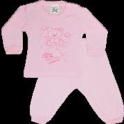 Pijama Manga Longa