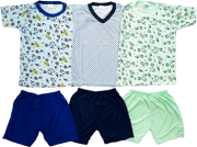 Pijama Verao Malha Pv Masculina (Unidade)