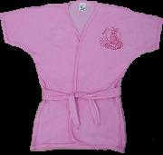 Saida de Banho Esponja Com Silk