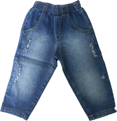 Calça Masculina Jeans Bebê