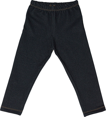 Calça Legging malha Jeans