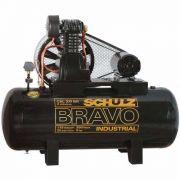 Compressor De Ar 20 Pés 200 L 5 Hp 380 V Schulz - Csl20br/20