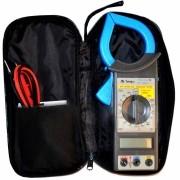 Amperímetro Multimetro Digital Alicate- Minipa - ET-3200