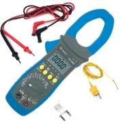 Amperímetro Multimetro Digital Alicate Minipa - ET-3880