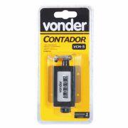 Contador Manual 5 Digitos Vonder VCM 5 - 3868500000