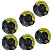 Kit com 40 Discos Abrasivo de Corte Inox Stanley - STA8063