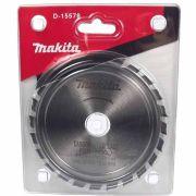 Disco de Serra Circular Makita  24 Dentes  - D-15578