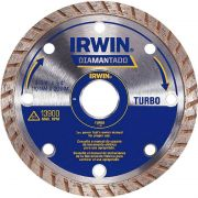 DISCO DIAMANTADO TURBO PREMIUM 110MM X 20 MM IW2146 IRWIN