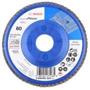 Disco Flap Blue Metal 115mm 4½