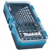 Kit de Brocas e Bits Makita Com 48 peças - B-28628