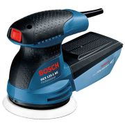 Lixadeira Excêntrica Profissional Bosch - GEX 125 1AE - 06013875D0