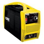Maquina de Solda Inversora  180ah  3 em 1 Solda a Eletrodo + Tig + Corte Plasma - Tork