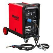 Maquina De Solda Eletrica Mig/Mag  250Ah 220/380 Volts MSM250 SOMAR