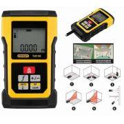 Medidor Trena Laser Distancia 50m Tlm165 - Stanley Stht77139