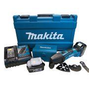 MULTICORTADORA A BATERIA de 18V litio + KIT A - BTM50RFEX1 - MAKITA