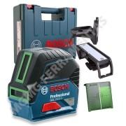 Nivel a Laser Verde Bosh GCL 2-15 G