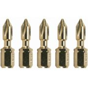 PONTA BITS P/ METAL (5PCS) PH2-25MM B-28519