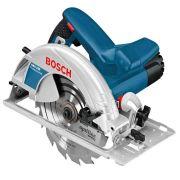 Serra Circular Manual Profissional Bosch 1400W GKS 190 - 06016230E1
