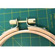 Bastidor ATC 10 cm de diâmetro -  TARRAXA CURTA