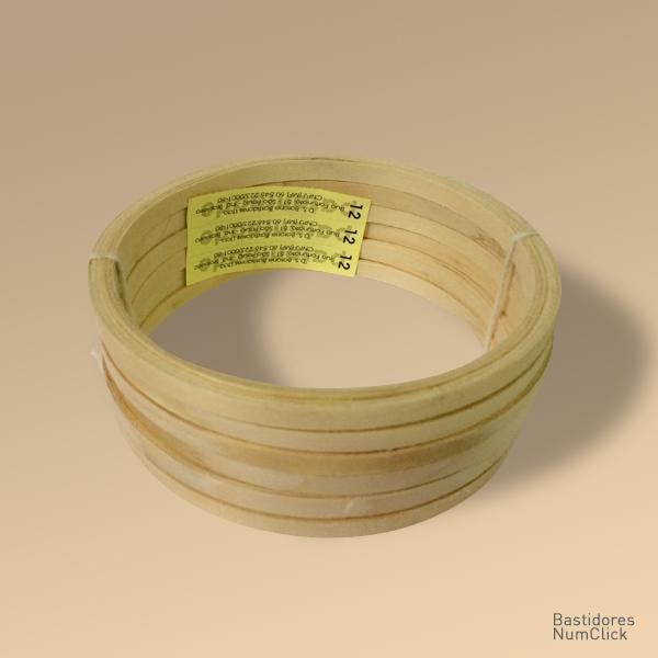 Bastidor tipo A 12 cm de diâmetro (6 unidades)