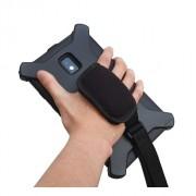 Capa Robusta c/ Conforto de Mão e Alça Transversal p/ Tab Active2 (T395)  Tupi Capas - Com Alça
